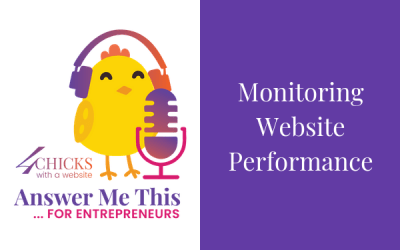 Monitoring Website Performance