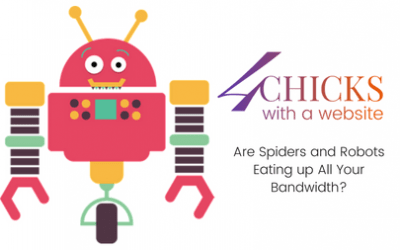 Are Spiders and Robots Eating up All Your Bandwidth?