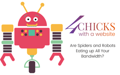 Are Spiders and Robots Eating up All Your Bandwidth