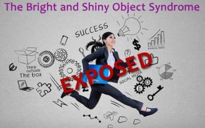Shiny Object Syndrome:  How You Can Control It