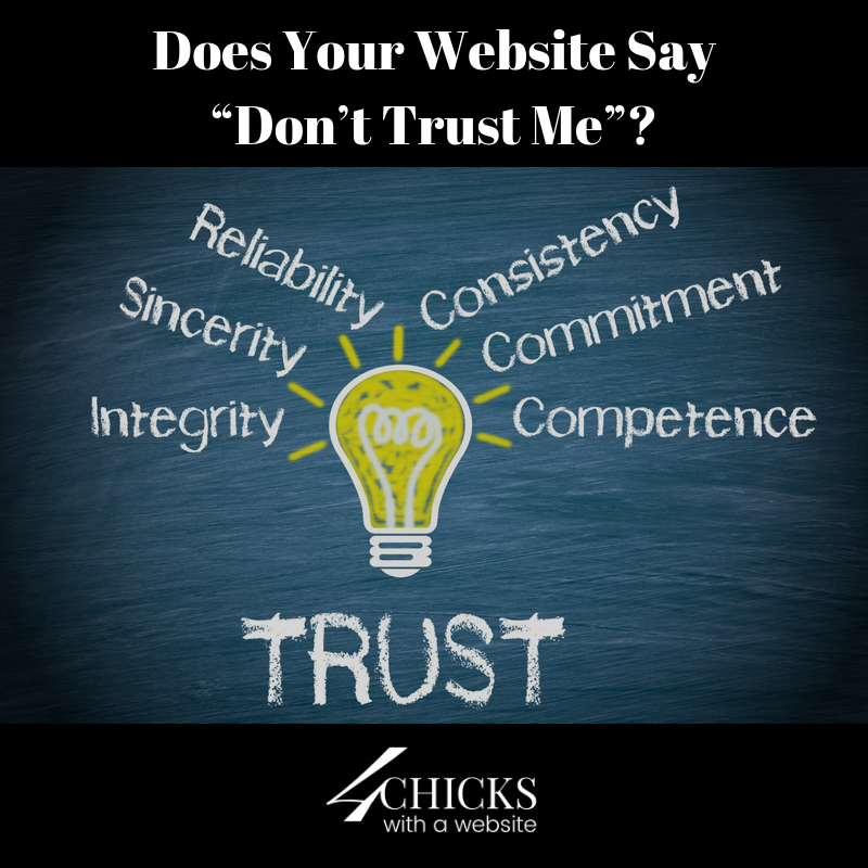"Does Your Website Say ""Don't Trust Me""_"