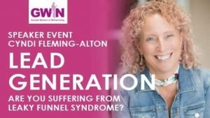 GWIN Evening Speaking Event