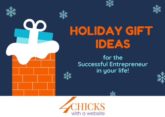 Holiday Gift Ideas For Successful Entrepreneurs
