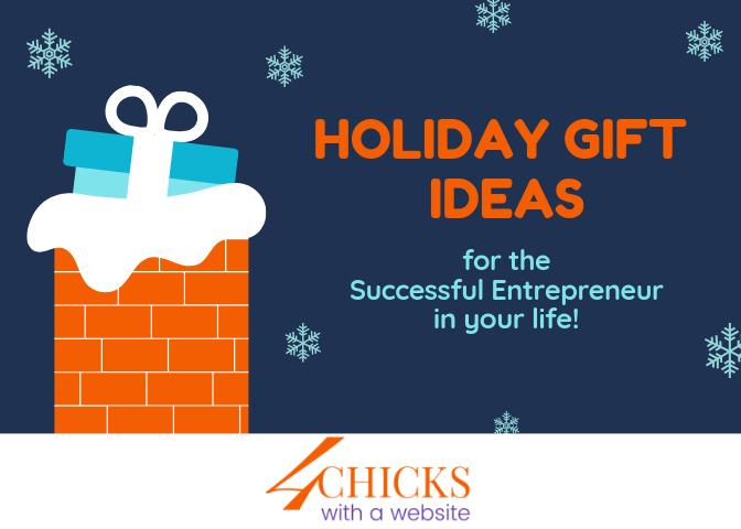 11 + 1 Holiday Gift Ideas for Entrepreneurs