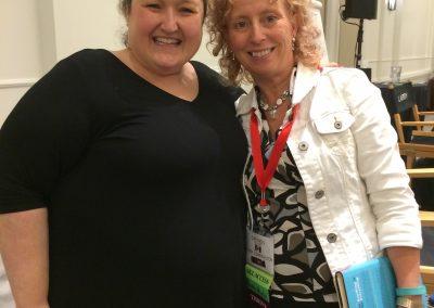 Cyndi & Suzanne Evans