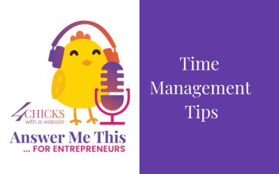 5 Easy Time Management Tips For Small Business Owners