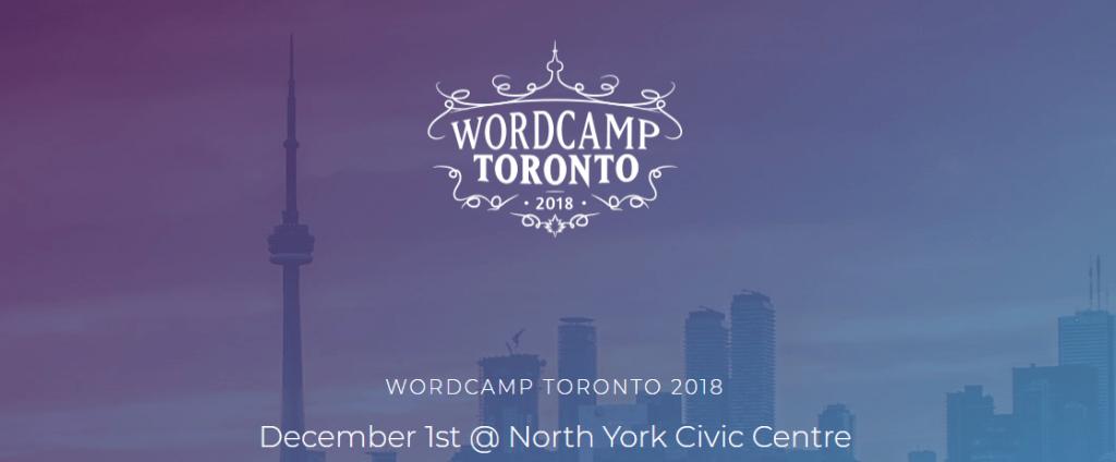 WordCamp Toronto